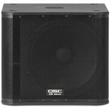 QSC KW181 1000 WATT 18 INCH POWERED SUBWOOFER